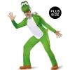 Super Mario: Yoshi Deluxe Adult Costume Plus
